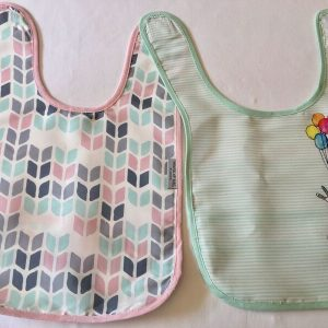 Toddler Bib Set