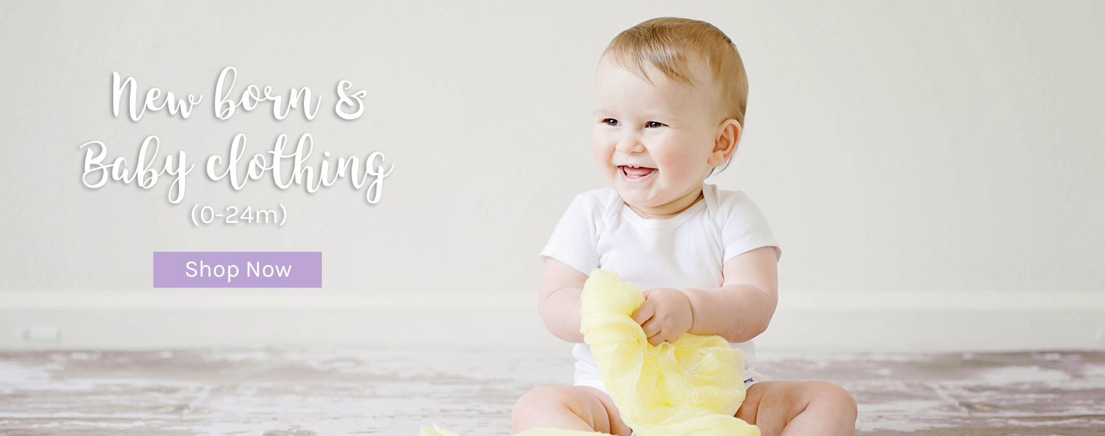 New born & Baby clothing Category