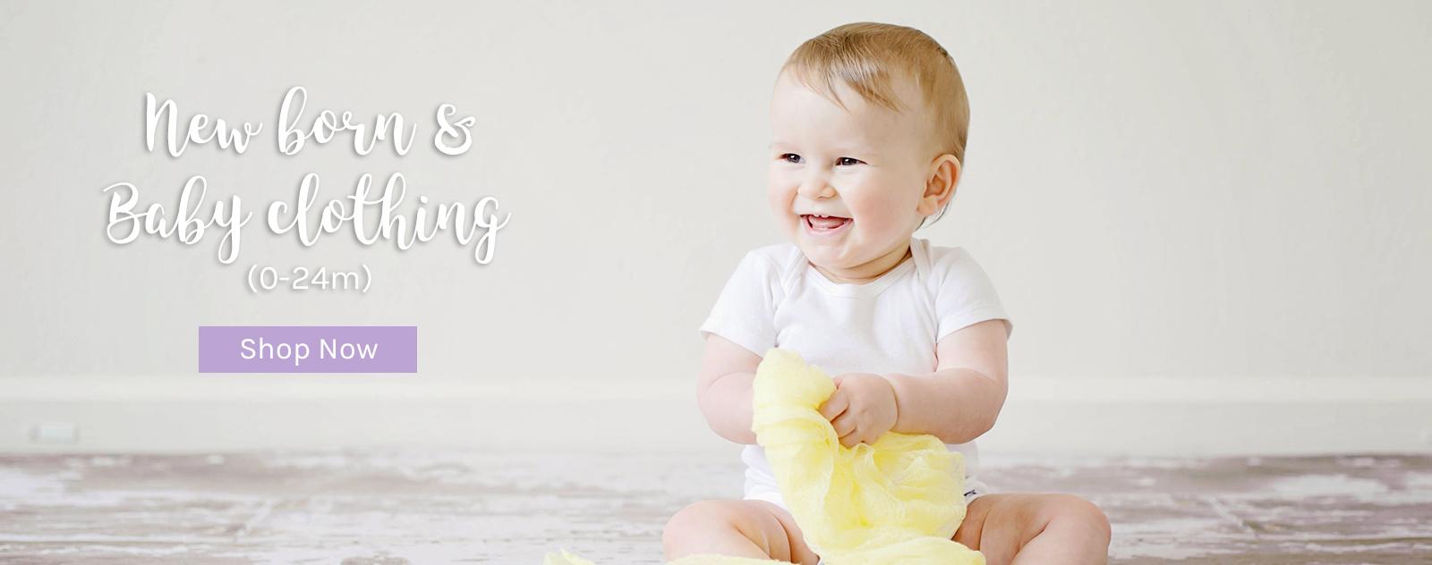 New born & Baby clothing Category