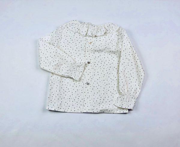 minerva star baby girls shirt . www.thebabycloset.ie