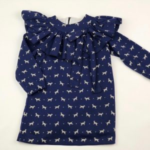 The Victoria scotty dress . www.thebabycloset.ie