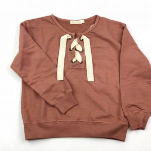 Tie Cherry Jumper . www.thebabycloset.ie
